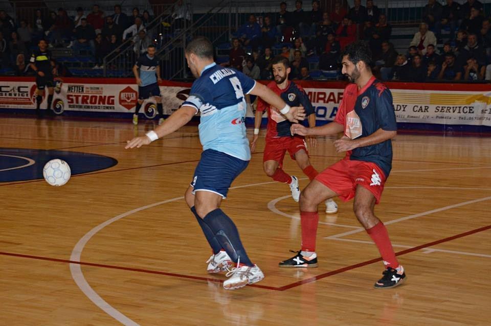 Lazio Calcio a 5, Daniele Chilelli