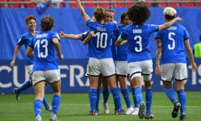 Mondiale Femminile, tornano in campo le Azzurre oggi alle 18!