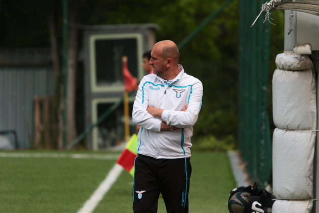 L'allenatore del settore giovanile