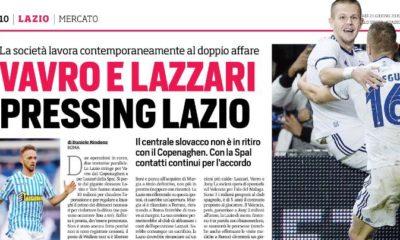 Calciomercato Lazio, assalto al gigante della difesa Denis Vavro