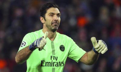 """Buffon: """"La Lazio l'unica a vincere qualche trofeo durante il dominio Juve"""""""