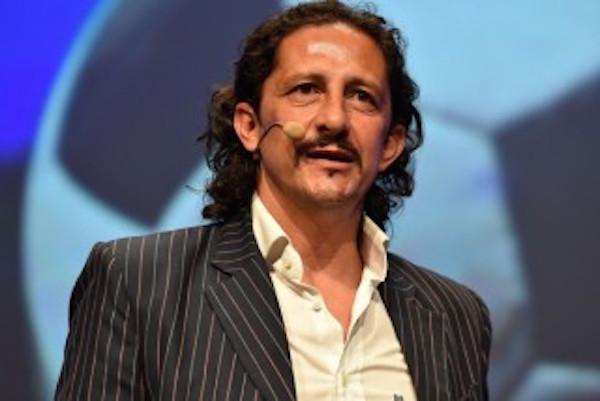 Lazio, l'ex attaccante Igor Protti