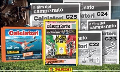Lazio celebrata dalla Panini