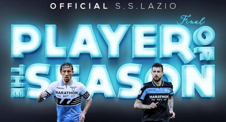 Lazio, Leiva e Acerbi finale giocatore dell'anno