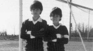 Pippo e Simone Inzaghi, San Nicolò