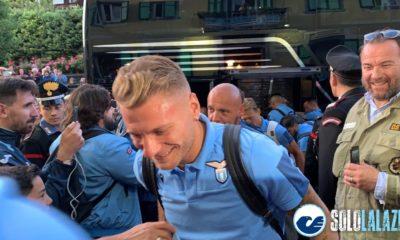 Lazio, Ciro Immobile Auronzo