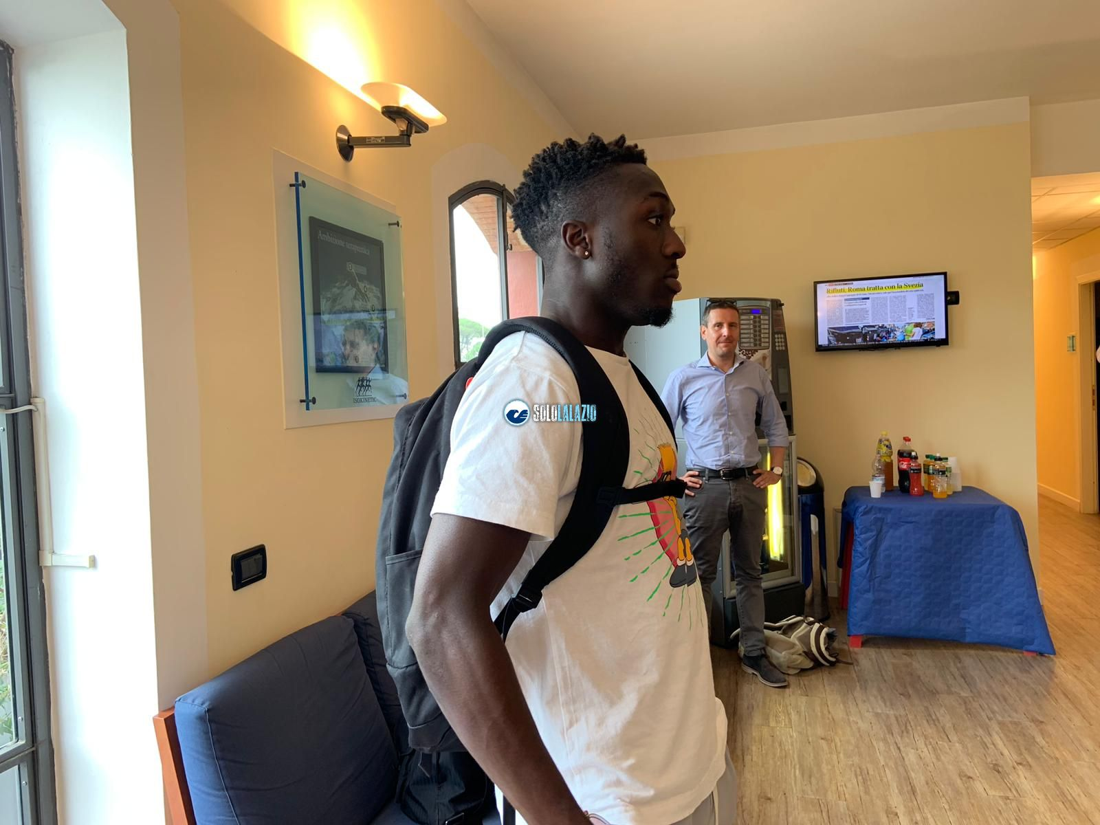 Lazio, Bobby Adekanye