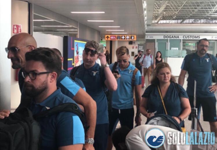 Lazio, partenza Auronzo