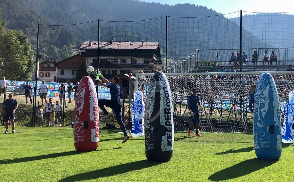 Lazio ritiro Auronzo 2019