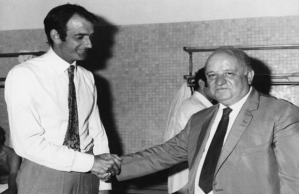 33 anni dalla scomparsa del Presidente del primo scudetto Lenzini