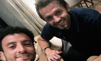 Lazio, Felipe Anderson e Senad Lulic