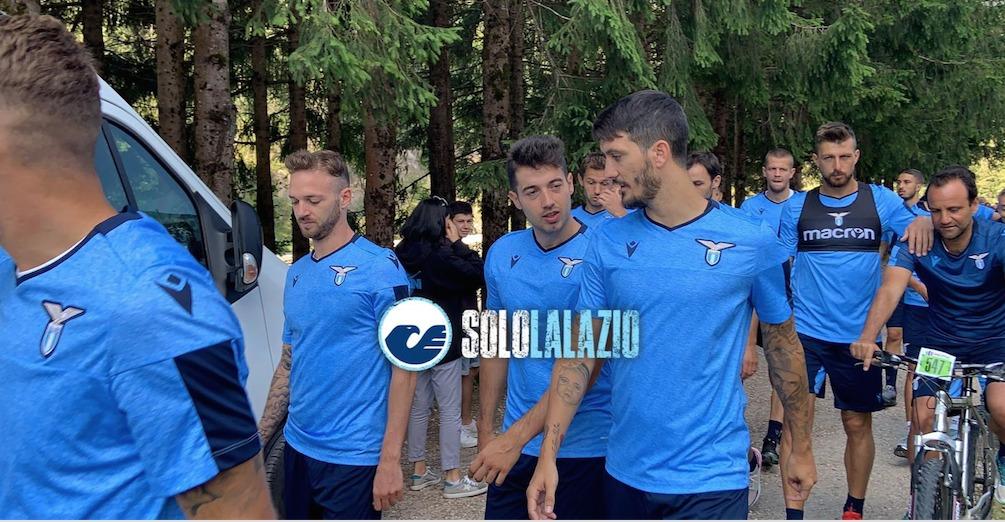 """Lazio, La Repubblica: """"Lazzari e Vavro sono già delle certezze"""""""