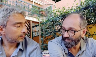 Renzo Giannantonio e Giulio Cardone