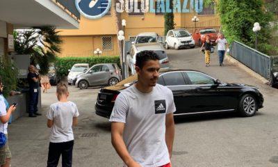 """Lazio, Corriere di Roma: """"Anderson sorprende mister Inzaghi"""""""