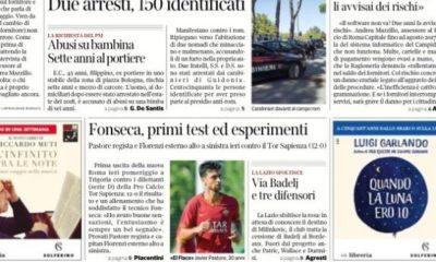 """Lazio, Il Corriere di Roma: """"Ora si pensa a sfoltire"""""""
