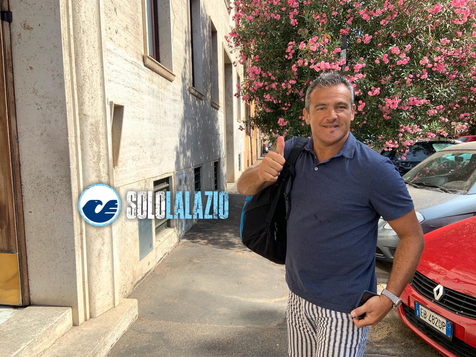 Lazio, visite mediche staff tecnico