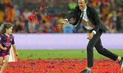 La Lazio si stringe intorno al dolore di Luis Enrique