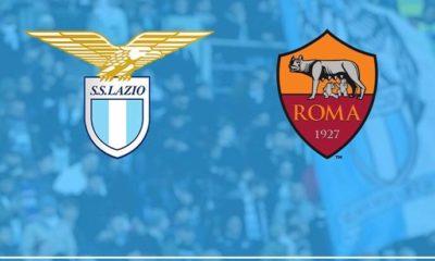 Lazio - Roma, diretta scritta derby