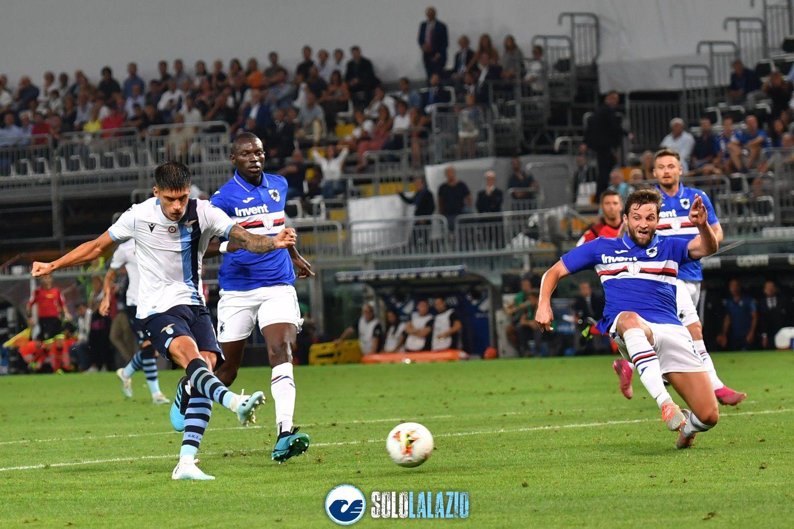"""Lazio - Sampdoria, Vieira: """"Loro fortissimi ma non faremo i timidi"""""""