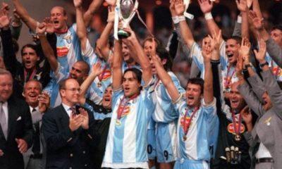 20 anni la Lazio batteva i Red Devils e vinceva la Supercoppa Europa