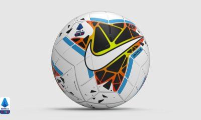 Serie A, il Nike Merlin è il nuovo pallone del campionato italiano (FOTO)