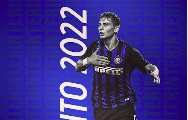 Inter, elongazione per Esposito: non ci sarà contro la Lazio
