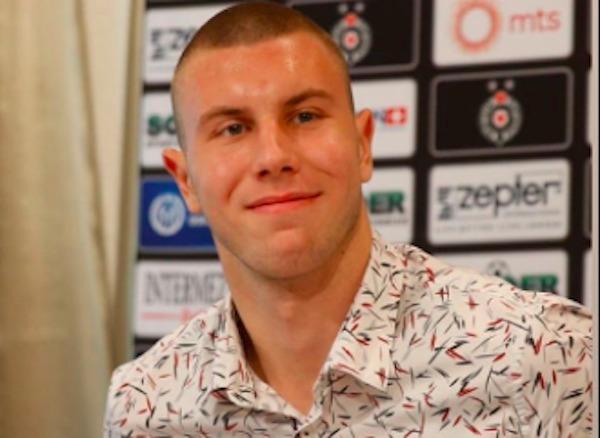 Pavlovic Lazio Partizan
