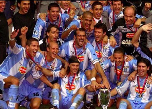 Lazio, Veron ricorda la Supercoppa Europea
