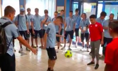 Lazio Under 17 Toluca (Twitter @tolucafc_fb)