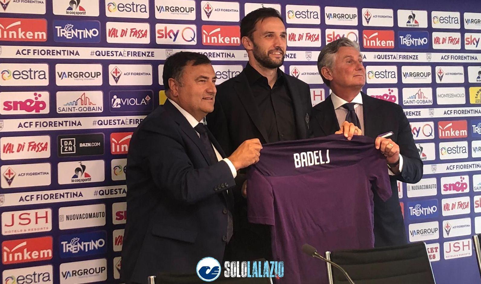 Milan Badelj conferenza Fiorentina