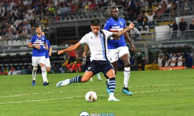 Lazio - Sampdoria, la designazione arbitrale della sfida