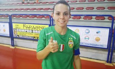 Lazio calcio a 5, un'altra superstar: arriva il pallone d'oro Vanessa Pereira