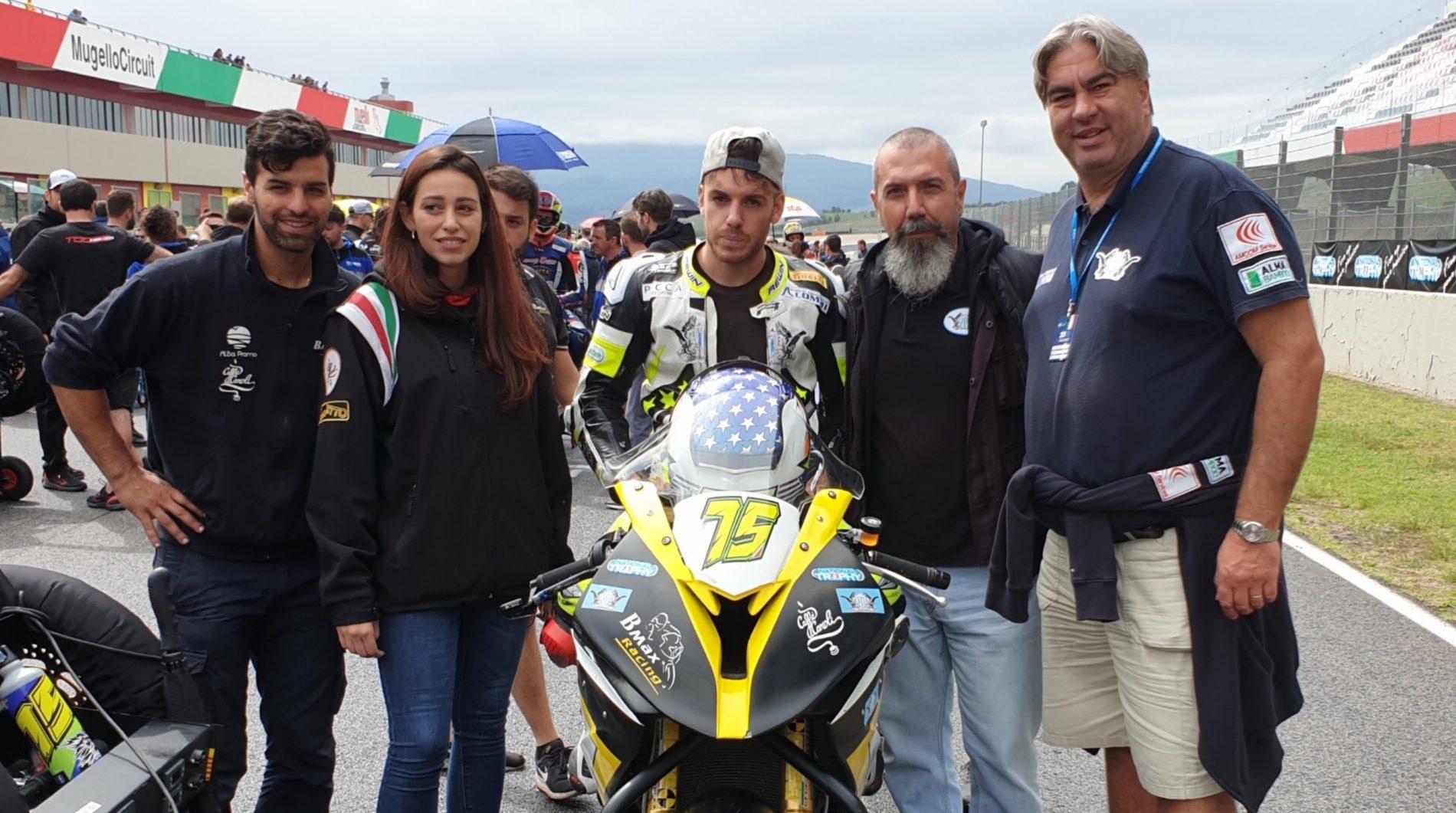 Lazio Motociclismo, circuito Mugello