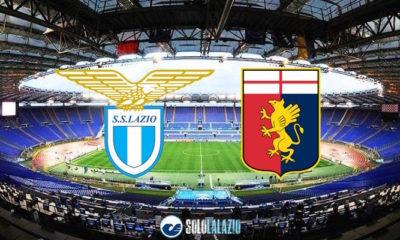 Lazio - Genoa, il tabellino della sesta giornata di campionato