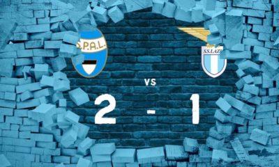 Spal - Lazio, commenti tifosi