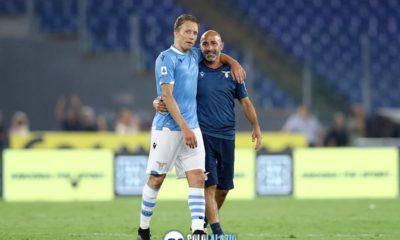 Lucas Leiva e Mario Cecchi