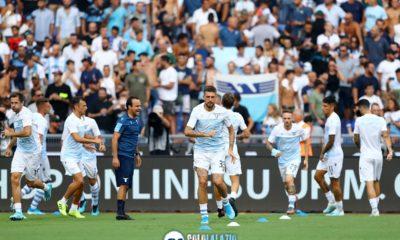 Riscaldamento Lazio Francesco Acerbi