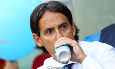 Lazio - Roma, Simone Inzaghi