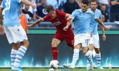 Lazio - Roma, Zaniolo e Luis Alberto