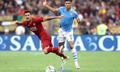 Lazio - Roma, Correa e Pellegrini