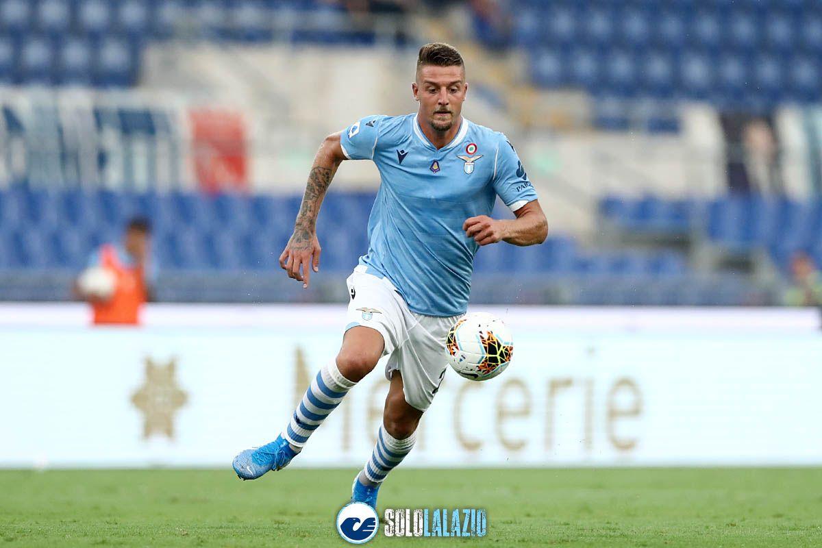 Lazio, Sergej Milinkovic