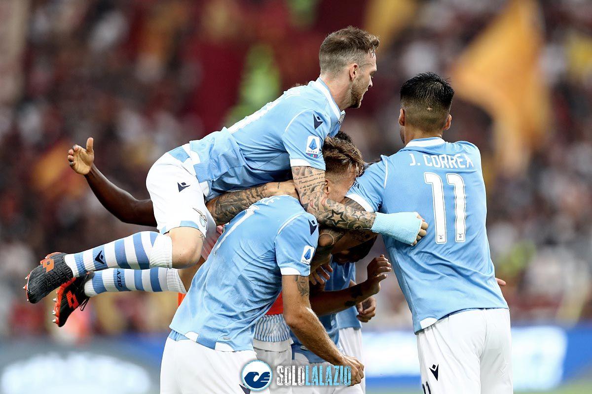"""Lazio, Gazzetta dello Sport: """"Una squadra in vetrina"""""""