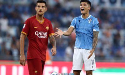Lazio - Roma, Joaquin Correa