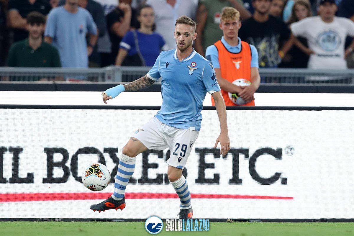 """Lazio, CorSport: """"Che velocista da record, Lazzari"""""""