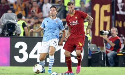 Lazio - Roma, Jony e Davide Santon