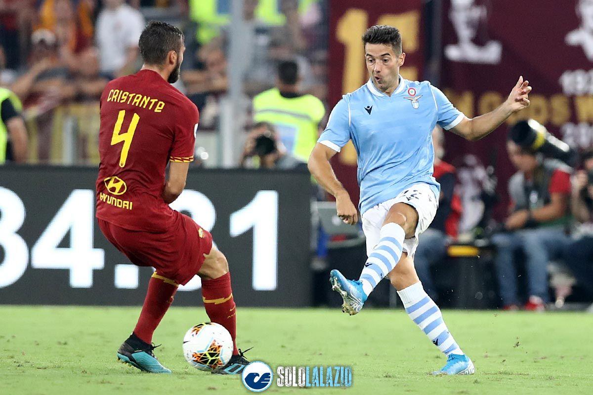 Lazio - Roma, Jony