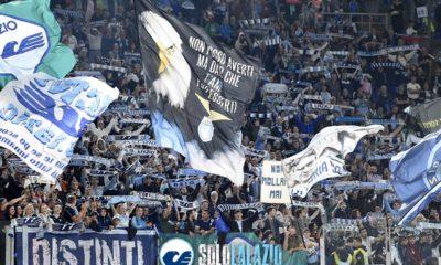 Lazio - Parma, Distinti