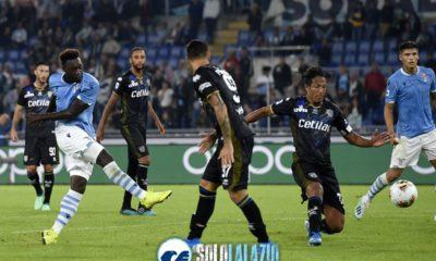 Lazio - Parma, Felipe Caicedo