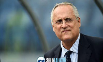Lazio, Lotito cerca la pace con i calciatori sul fronte stipendi