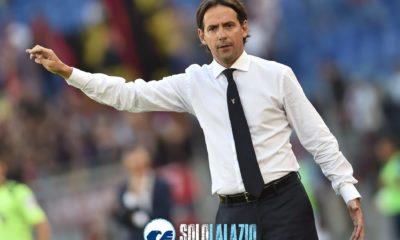 Lazio - Genoa, Simone Inzaghi